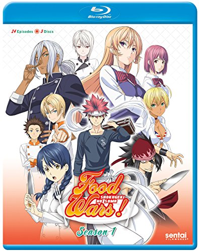 Food Wars/ [Blu-ray] [Import]