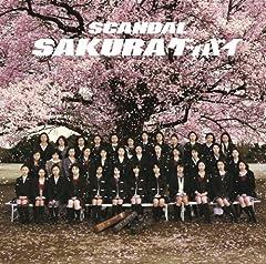 SCANDAL「TOKYO」のCDジャケット