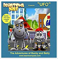 Beantown Pals The Adventures of Bucky and Betty Vol. 4 UFO【CD】 [並行輸入品]