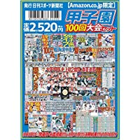 【Amazon.co.jp 限定】ニッカン永久保存版 甲子園100回大会セット