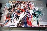 東方project レミリア フランドール 咲夜 妖夢 こいし さとり 霊夢 折畳みテーブル 40×28cm