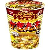【ケース販売】日清チキンラーメン ビッグカップ かきたま鍋風 92g×12個