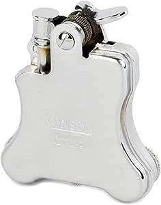 RONSON(ロンソン) ライター バンジョー サテン仕上げ クローム R01-0025