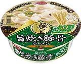 エースコック 麺ごこち 糖質50%オフ 旨炊き豚骨ラーメン 88g×12個