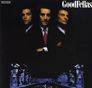 GOODFELLAS (MUSIC FROM THE MOTION PICTURE) [DARK BLUE VINYL] [Analog]