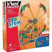 ケネックス(K'NEX) エデュケーション STEM 歯車 79318