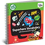 LeapFrog LeapStart 1st Grade Book: Superhero Vocabulary with Communication Skills