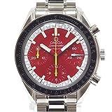 [オメガ]OMEGA メンズ腕時計 スピードマスター レーシング・シューマッハ 3510.61 メンズ自動巻き レッド文字盤 中古