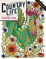Country Life (Colouring Books)