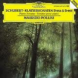 Franz Schubert:Klaviersonaten D 958 & D 959