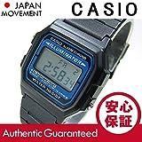 CASIO(カシオ) F-105W-1A/F105W-1A ベーシック デジタル ブラック×ブルー メンズ/ユニセックスウォッチ 腕時計 [並行輸入品]