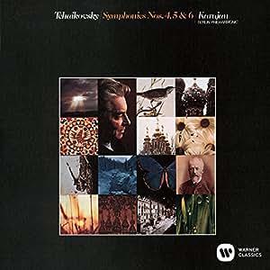 チャイコフスキー:後期3大交響曲集、ドヴォルザーク:交響曲第8番
