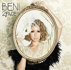 BENI「2FACE」のジャケット画像