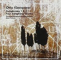 Symphonies 1 & 2 by KLEMPERER (2004-07-20)