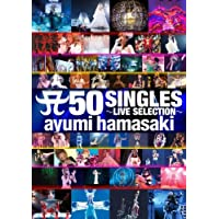 A(ロゴ表記) 50 SINGLES ~LIVE SELECTION~