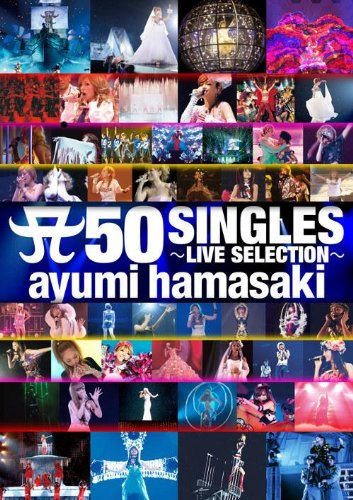 A(ロゴ表記) 50 SINGLES ~LIVE SELECTION~ [DVD]の詳細を見る