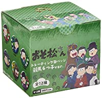 おそ松さん トレーディング缶バッジ 競馬6つ子ver. BOX商品 1BOX = 12個入り、全12種類