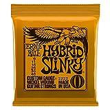 【国内正規輸入品】ERNIE BALL アーニーボール エレキギター弦 2222 Hybrid Slinky ハイブリッドスリンキー