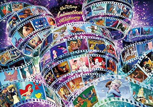 4000ピース ジグソーパズル ディズニーアニメーションヒストリー(102x146cm)の詳細を見る