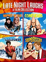 Late Night Laughs 4-Film Collection/ [DVD] [Import]
