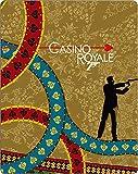 〔スチールブック仕様〕カジノ・ロワイヤル〔1,300セット数量限...[Blu-ray/ブルーレイ]