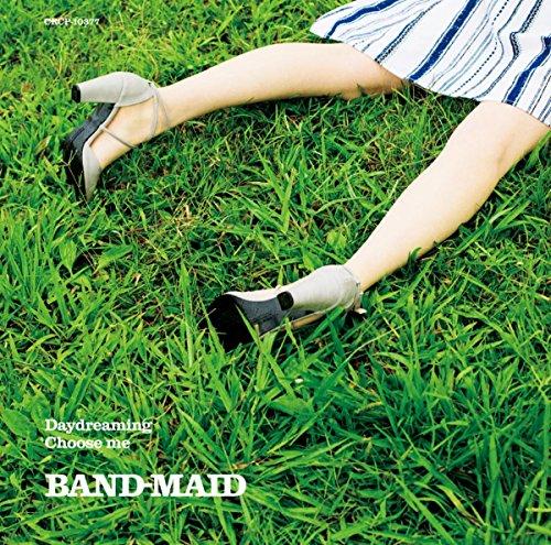 【Choose me】BAND-MAIDらしさを前面に出した曲!歌詞の意味とは?MV&収録アルバムもの画像