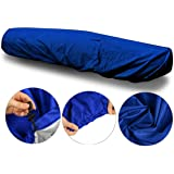 iiSPORT Kayak Cover Waterproof Canoe Storage Dust Sunblock Cover Offers UV Protection for Fishing Boat, Hobie Pro Angler, Row