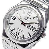 セイコー SEIKO セイコー 5 SEIKO5 自動巻き メンズ 腕時計 SNKK55K1 ホワイト 腕時計 海外インポート品 セイコー[逆輸入] mirai1-532140-ah [並行輸入品] [簡素パッケージ品]