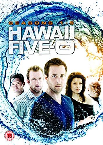 Hawaii Five-0: Season 1-5 [Region 2]