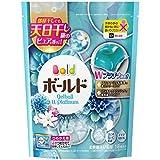 ボールド 洗濯洗剤 ジェルボール Wプラチナ プラチナホワイトリーフの香り 詰め替え 352g(18個入)