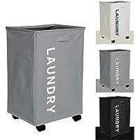 ランドリーかご 洗濯ボックス 収納ボックス 収納バッグ 袋 おしゃれなインテリア雑貨 防水取っ手付き 折りたた 洗濯 カ…