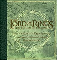 The Lord of the Rings: The Return of the King (Complete Recordings) by The Lord Of The Rings - The Return Of The King - The Complete Recordings (2007-11-20)