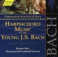 Complete Bach:Early Hrpsic Wks
