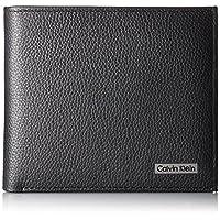 [カルバンクライン] Calvin Klein 二つ折り 79215【並行輸入品】 79215 BLACK (ブラック)