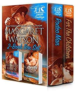 Cameron Cowboys Bundle (Rodeo Man, For the Children) by [Watson, Margaret]