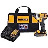 DEWALT DCF885C1 20V Max 1/4inch Impact Driver Kit,