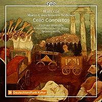 荒野の声-亡命ユダヤ人作曲家のチェロ協奏曲集