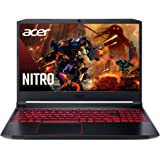Acer Nitro 5 AN515-55-77FE NEW 144Hz Refresh Rate Gaming laptop with Intel i7-10750H Processor