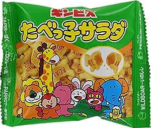 ギンビス  たべっ子サラダ  18g×10袋