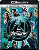 アベンジャーズ 4K UHD MovieNEX[Ultra HD Blu-ray]