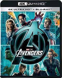 アベンジャーズ 4K UHD [4K ULTRA HD + Blu-ray]