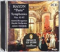 Paris Symphonies Nos. 8