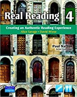 Real Reading  Level 4 Student Book with MP3 Audio CD-ROM