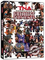 Tna Wrestling's Greatest Moments [DVD] [Import]