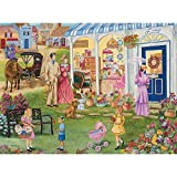 Bits and Pieces Studio Puzzle 1000 Piece - LUCY'S SHOP by Kay Lamb Shannon [並行輸入品]