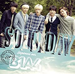 B1A4「OH MY GOD -Japanese ver.-」のジャケット画像