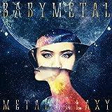 【Amazon.co.jp限定】METAL GALAXY (初回生産限定 MOON盤 - Japan Complete Edition -) [2CD / アナログサイズジャケット] (オリジナルチケットホルダー付)