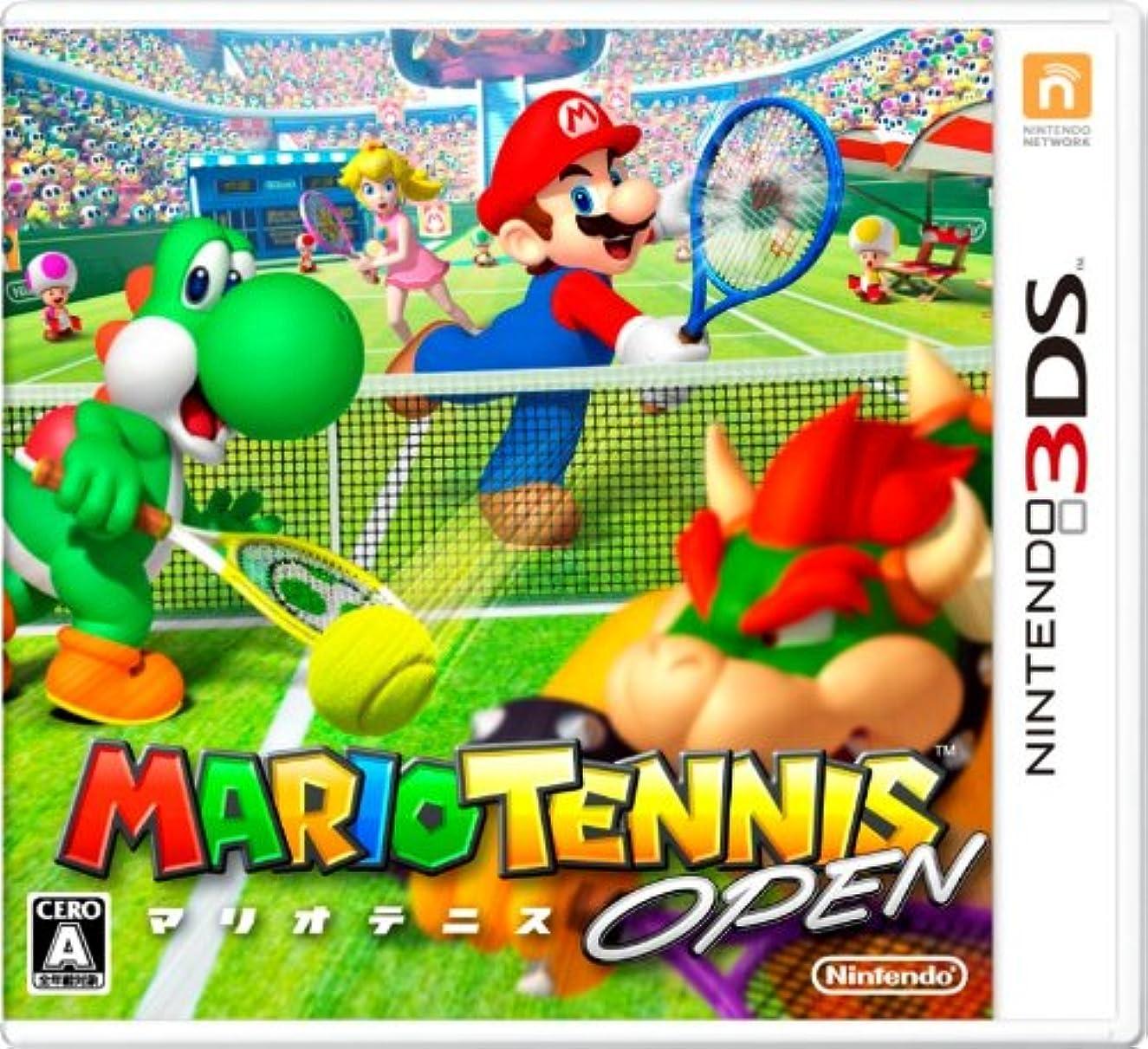 普及旧正月すみませんMARIO TENNIS OPEN (マリオテニスオープン) - 3DS