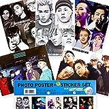 BIGBANG ビックバン 【 ポスター 12枚+ステッカー1枚セット / A3サイズ 】