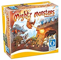 Mighty Monsters Family Board Game [並行輸入品]